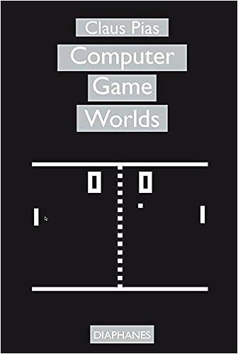 Computer Game Worlds Claus Pias Valentine A Pakis 9783035800135 Amazon Books