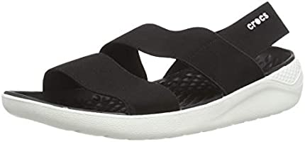 Crocs Women's LiteRide Stretch Sandal | Sandals for Women | Slip On Shoes