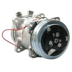 Compresor de aire acondicionado, nuevo, alis chalmers, agco, Deutz, FIAT, Same, Steiger: Amazon.es: Jardín