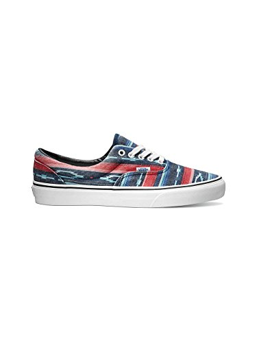 Vans U AUTHENTIC  (WASHED) BLACK - Zapatillas de lona unisex Multi