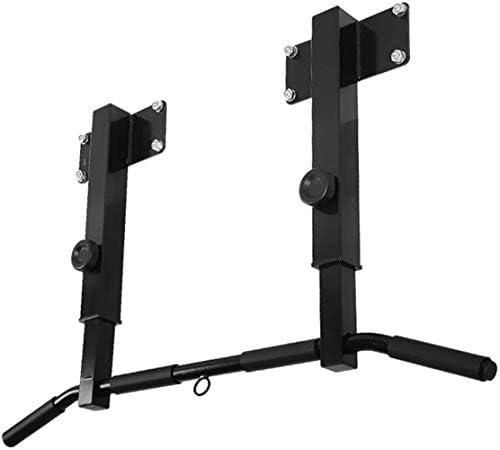 CYYSJJ プルアップホーム水平バー室内鉄棒フィットネスシングル平行棒多機能室内フィットネス水平バー長さ調節可能トップは固定フィットネスシングルポールマウント