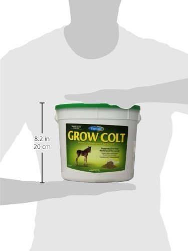 Image of Farnam Grow Colt Growth and Development Supplement, 7 lbs