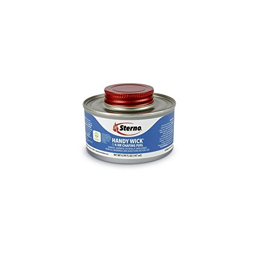 Sterno Products 10106 Handy Wick 4 Hour Chafing Fuel - 24 / CS ()