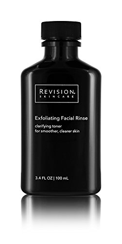 Revision Skincare Exfoliating Facial Rinse, 3.4 Fluid - Cleansing Gel Care Skin Purifying
