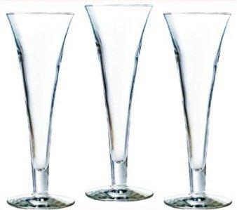 sektflöten glas