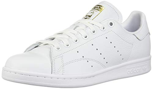 premium selection 2a927 19da1 adidas Originals Women s Stan Smith Fashion Sneakers, Footwear White Real  Lilac Raw Gold