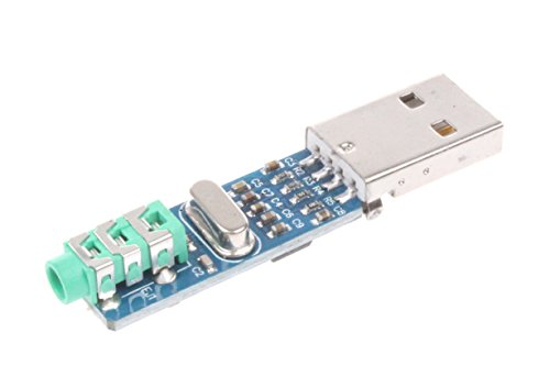 NOYITO USB DAC Decoder Board PCM2704 Mini USB Sound Card DAC Decoder Board - 5V USB Power by NOYITO (Image #3)