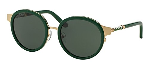 TORY BURCH Sunglasses TY 6042Q Sunglasses 310771 Gold Green - Burch Sunglasses Tory Sale