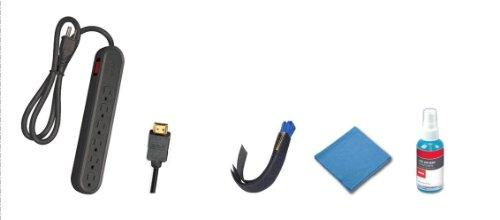 RCA RCAHDKIT 5-Piece HDTV Accessory Starter Kit