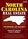 North Carolina Real Estate for Brokers and Salesmen, Webster, James A. and Hetrick, Patrick K., 013623836X