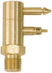 SeaSense OMC / Johnson / Evinrude, Male Tank Connector with Male 1/4in NPT, Brass
