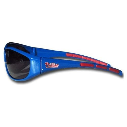 - Philadelphia Phillies Adult Wrap Sunglasses Shades Brand New Officially Licensed MLB Merchandise Guaranteed Authentic