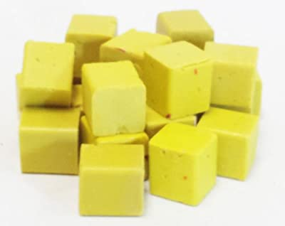Harbor Sales HWB05b Beeswax for Candlemaking, Crafts and Encaustic Painting ,Yellow
