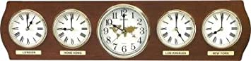 Time Zones Rhythm Clock