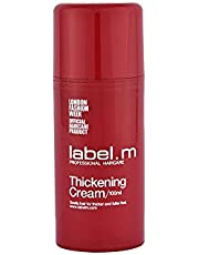 Toni and Guy Label.m Thickening Cream Unisex, 100ml