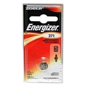 Energizer 371/370 Silver Oxide Watch Battery (Watch Batteries D371)