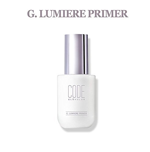 CODE GLOKOLOR G.LUMIERE PRIMER Made in Korea Cosmetic by JunyShop