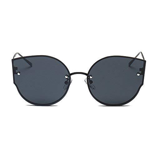 HCFKJ Gafas De Sol CláSicas Retro Para Mujer, Con Estilo ...