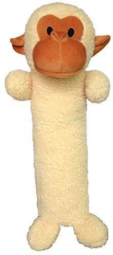 Pet Lou 00466 Colossal Dog Chew Toy, 20-Inch Monkey Stick (Ace Monkeys)