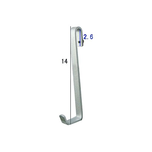 glass door hook - 4