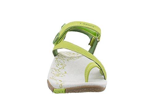 Sandales TS085 Coimbra Shoes T Femme Vert 1twqWpnpE