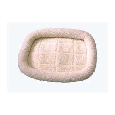 DreamZone Fleece Pet Bed Size: Medium: 30'' x 22''