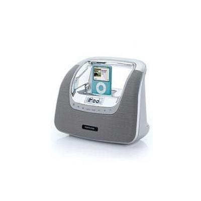 - Minimove Portable Boombox Silv