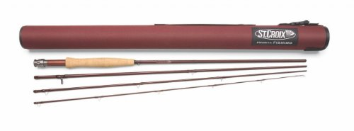 St. Croix Imperial Fly Rod, I908.4