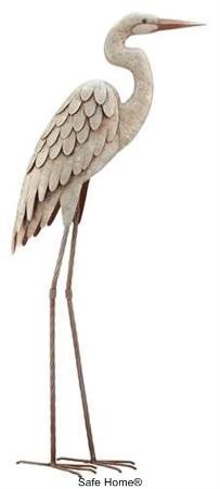 (Regal Art &Gift LG Egret Standing Art)