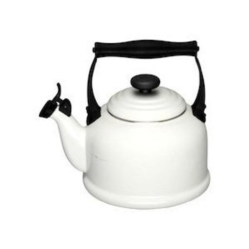 Le Creuset Brittany/Traditional Enamel on Steel Teakettle wi