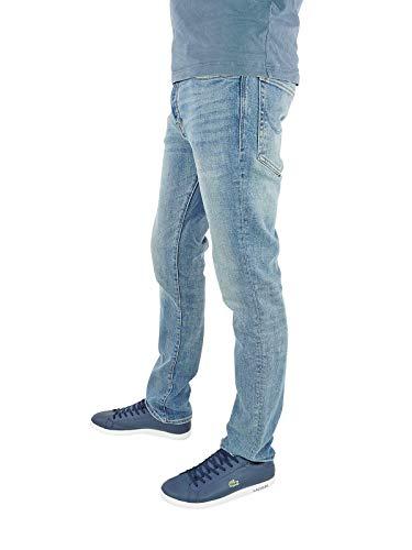 Bleu Jean Jones Moyen amp; Slim Homme Jack 1Sx7nZ