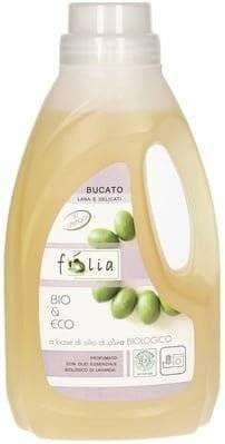 Folia – Detergente líquido para lana y Delicati lavanda – Para el ...