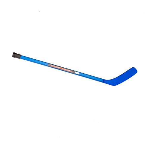 Cosom Elementary Plastic Hockey Sticks for Floor Hockey, Ice Hockey, and Street Hockey for Kids, Youth Hockey Training Equipment, Physical Education Equipment, Plastic 36″ Stick, Standard Shaft