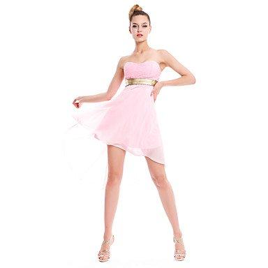 Rojo XL Poliéster Dancewear Noche de Unitardos Ropa Ropa de Gasa Negro Azul Rosa Paramujer Noche PINK Cinta Blanco XXL Cinturón qFI4q