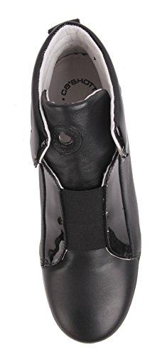 Ca Shott Sneaker 16000 Lackleder schwarz