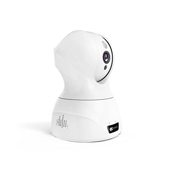 ProxView Smart WiFi PTZ Camera – HD 720p Camera Captures