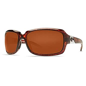 Amazon.com: Costa Del Mar Isabela Sunglasses - Tortoise