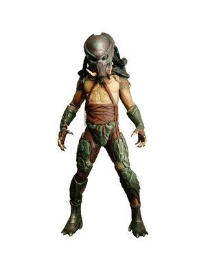 NECA Predators 2010 Movie Series 2 Action Figure Tracker Predator
