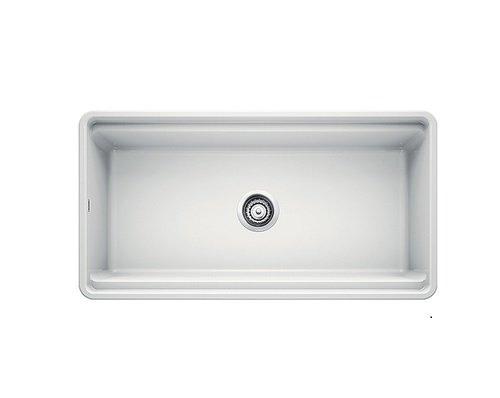 "Blanco 523026 PROFINA 36"" Apron White with Cutting Board"