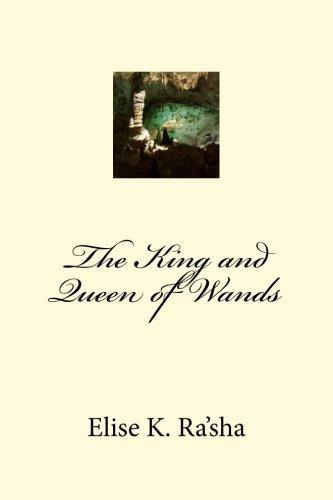 King Queen Wands Elise Rasha product image
