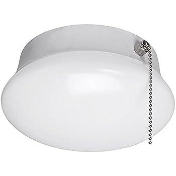 Amazon.com: ETI iluminación 54617141 830 lúmenes Ronda Flush ...