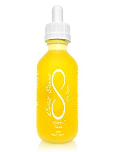 100% Organic Vitamin C Serum Face Oil – Premium 2 oz. by C