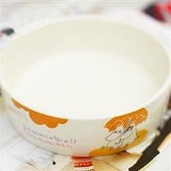 Lovely Cartoon Tableware Bone Porcelain Bowls