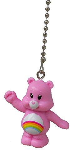 pink-care-bear-cheer-bear-rainbow-on-tummy-ceiling-fan-pull-light-chain