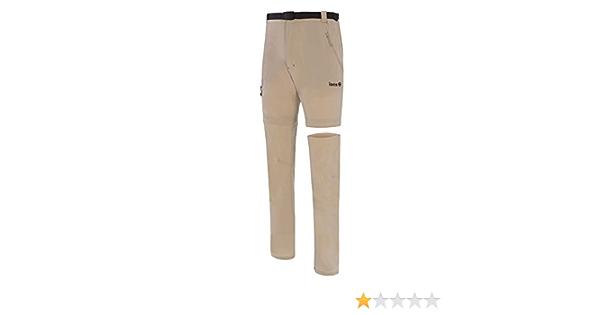 Izas Pantalones T/écnicos Desmontables Kobuk