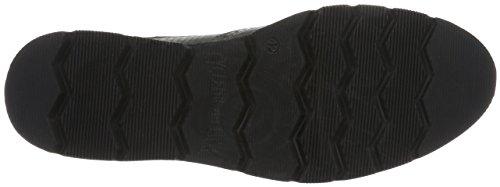 Cycleur de luxe CDL162206, Zapatos de Cordones Hombre Gris (Antracite+ Dark Grey)