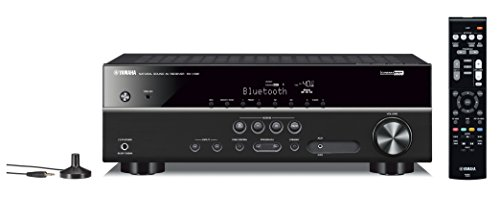 Price comparison product image Yamaha RX-V381BL Receiver (Black)