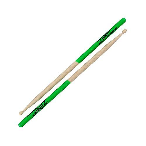 Zildjian 5A Maple Green Drumsticks