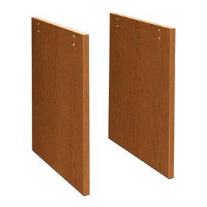 Basyx Rectangular Table Base Furniture, 27-7/8-Inch, Bourbon -