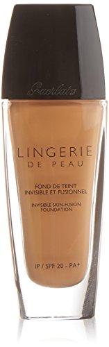 Guerlain Lingerie De Peau Invisible Skin Fusion Foundation Spf 20 Pa+ - # 24 Dore Moyen By Guerlain for Women - 1 Ounce Foundation, 1 Ounce